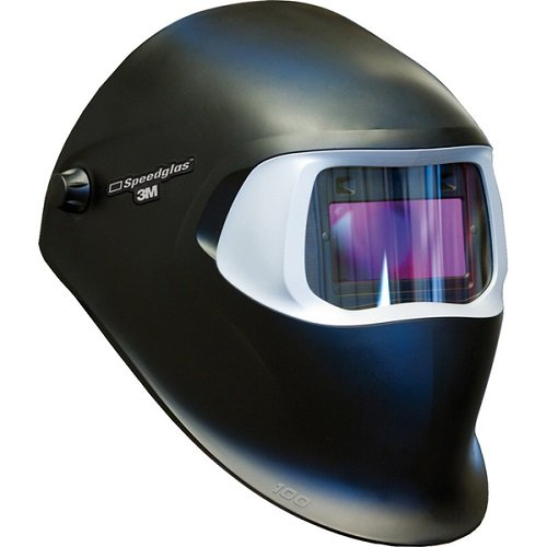 Review: 3M Speedglas 100 Black Welding Helmet