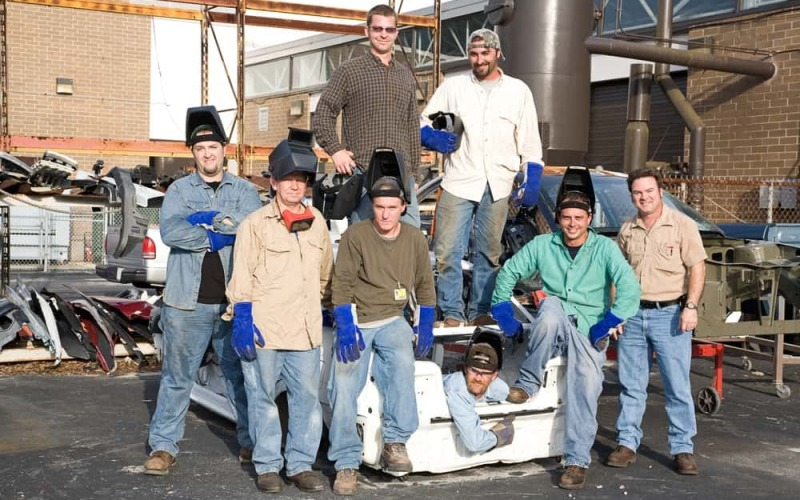 Professional Welding: How to Become a Welder and How Much Do They Make?